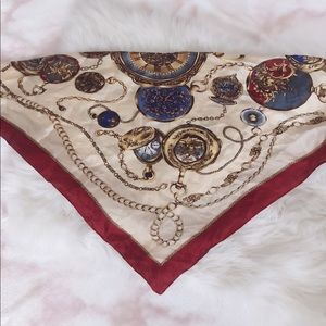 Accessories - Silk scarf